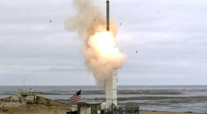 """Risposta al """"Calibro"""" russo: gli Stati Uniti si armeranno di """"Tomahawk"""" di terra"""