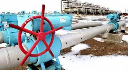 Gli ucraini stanno preparando un sabotaggio del gas