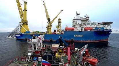 Posa di Nord Stream 2: i problemi di Akademik Chersky si sono rivelati una realtà