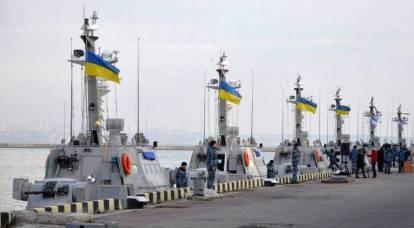 L'Ucraina ha ampliato la sua zona di controllo marittimo