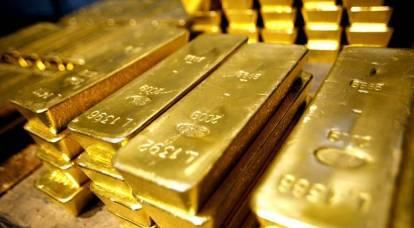 Adesso viviamo: in Russia sono stati trovati grandi giacimenti d'oro