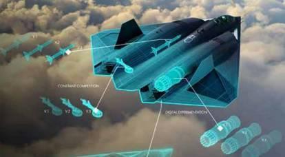 """Il caccia della sesta generazione dell'aeronautica americana avrà versioni """"anti-russe"""" e """"anti-cinesi"""""""