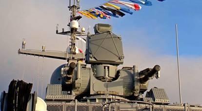 "MRK ""Karakurt"" diventerà la nave più versatile della Marina russa"