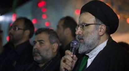 Rouhani叶子,Raisi来了:关于伊朗总统选举的个性