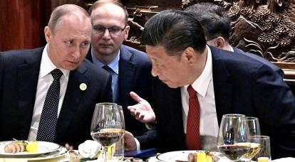 """El tema principal de la reunión de Putin con Biden será la """"cuestión de China""""."""