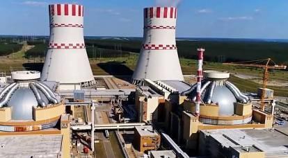 La Lituania ha risposto al lancio di BelNPP con il boicottaggio dell'elettricità bielorussa