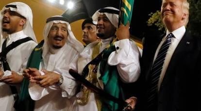 Thanks to Prince Salman: US crush oil market