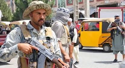I talebani hanno nominato la Cina come loro partner principale