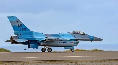 """Gli americani hanno trovato un """"posto comodo"""" per intercettare i bombardieri russi"""