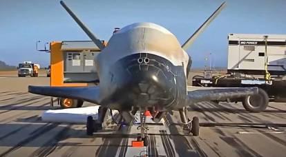 Ciò che ostacola la creazione di un bombardiere orbitale americano