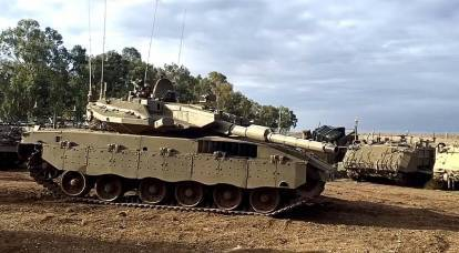 Ground operation in the Gaza Strip may result in the defeat of Israel