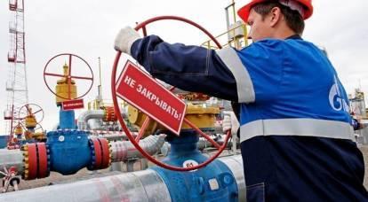 Russian gas will go to Europe regardless of the Ukrainian factor
