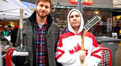 ¿Por qué los canadienses admiran a los rusos?