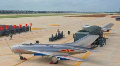 """""""The second life of the MiG-19"""": in China, a copy of the 2nd generation Soviet fighter was turned into a UAV"""