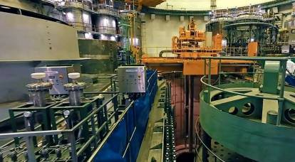Construction of a unique small nuclear power plant starts in Russia