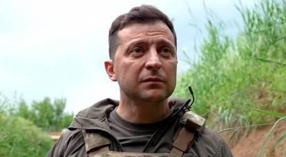 """Em Kiev, eles falaram sobre o """"barbante"""" de Zelensky no caso de seu encontro com Putin"""