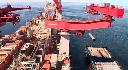 Nord Stream 2. Victoire complète, inconditionnelle et finale pour Gazprom