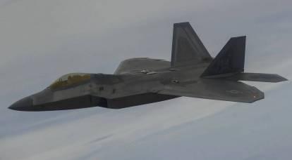 Il veterano americano ha spiegato l'incapacità degli Stati Uniti di produrre caccia F-22