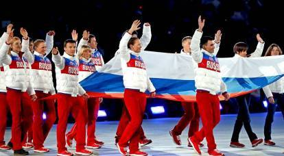 IOC decided to finish off Russia at the 2018 Games