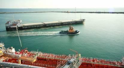 "Corredor de transporte ""Golfo Pérsico - Mar Negro"": cómo es peligroso para Rusia"