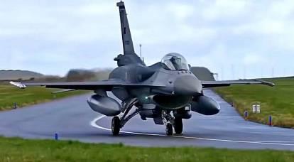 Gli Stati Uniti hanno proposto ufficialmente all'Ucraina di sostituire il Su-27 con l'F-16