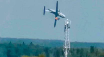 L'aviazione russa ha subito perdite irreparabili nell'ultimo mese