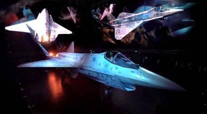 """In palio 10 miliardi di dollari: """"Sukhoi"""" con il suo Su-75 ha scavalcato di nuovo il """"MiG"""""""