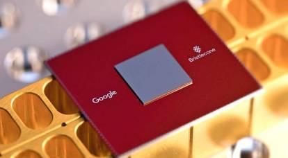 米国でのブレークスルー:Googleは量子プロセッサを示しました