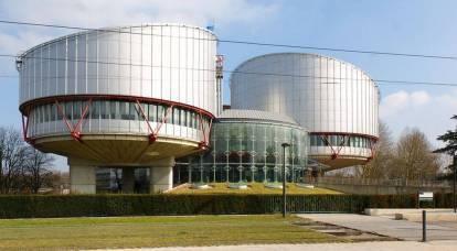 Mosca ha inviato una denuncia senza precedenti contro Kiev alla Corte di giustizia europea