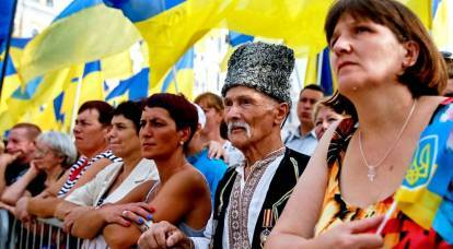 Ukraine: degradation is already visible to the naked eye