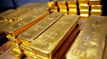 Tonnellate d'oro non salveranno la Russia