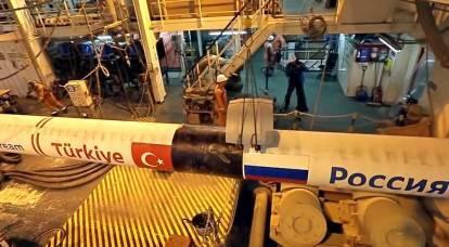 Ha cambiato di nuovo idea: la Bulgaria sta sabotando di nuovo Turkish Stream