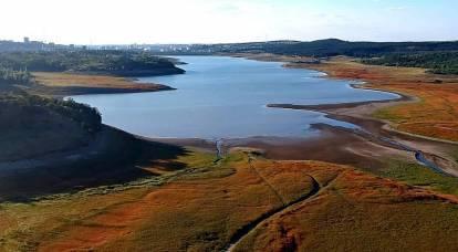 La siccità in Crimea sarà risolta solo con la desalinizzazione su larga scala dell'acqua di mare