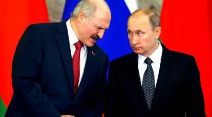 La Russia salverà la Bielorussia?