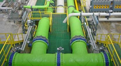 What technologies of desalination of water for Crimea does Russia have?