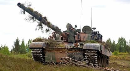 L'esercito polacco ha annunciato la superiorità dei carri armati russi