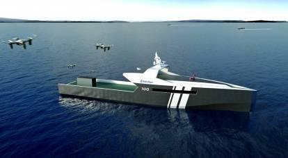 Gli europei acquisiranno una flotta senza equipaggio