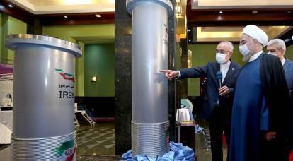 Berlim chamou a situação crítica em torno das armas nucleares iranianas