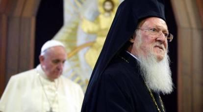 Costantinopoli scioglierà le parrocchie russe nell'Europa occidentale