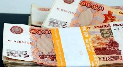 Los depositantes derribarán a los bancos rusos