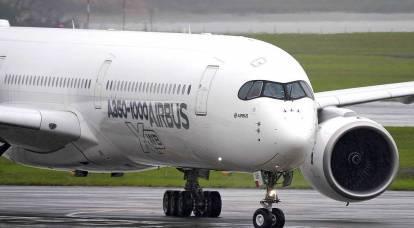 La guerra commerciale mondiale dell'aviazione è appena iniziata