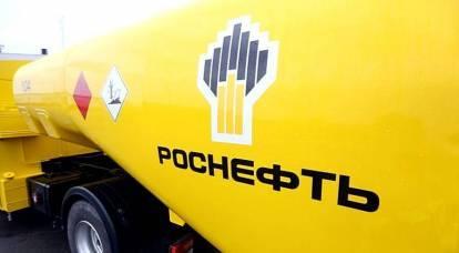 Rosneft parassita la Russia