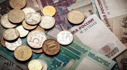 Quasi mezzo trilione di rubli saranno distribuiti ai pensionati russi