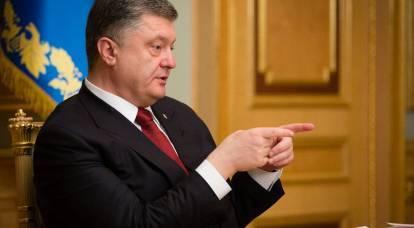 """Poroshenko ha valutato la libertà degli ucraini a """"quasi duecento dollari"""""""