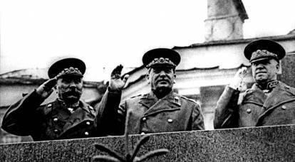 El camarada Stalin y el Día de la Victoria: como el líder trató la gran fiesta