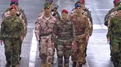 Golpe militar evitado en Francia