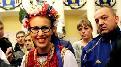 "La Crimea ha ""schierato"" Sobchak con i suoi ""aiuti umanitari"""