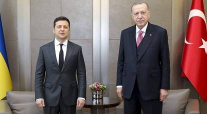 """In Crimea, Erdogan was invited to visit the peninsula after his words about """"annexation"""""""