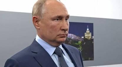 """Putin ligou para falar sobre seu sucessor """"desestabilizador"""""""