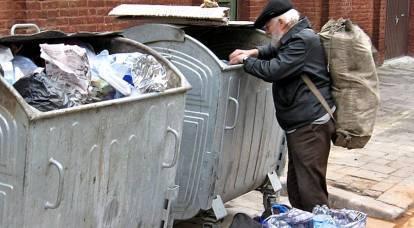 """""""Los rusos lo merecen"""": polacos sobre el nuevo plan de Putin para combatir la pobreza"""